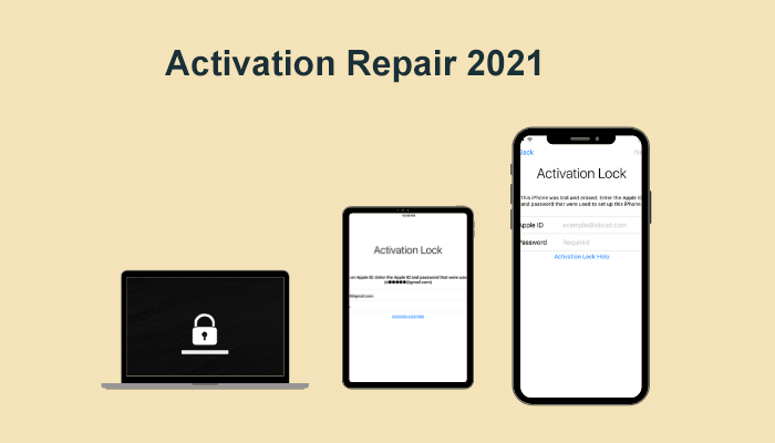 activation repair