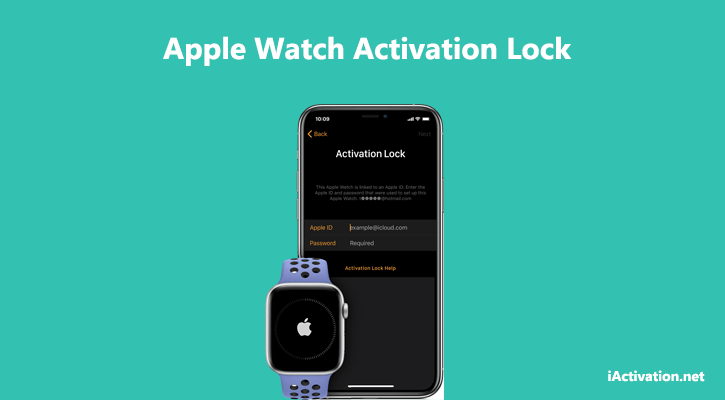 apple watch activation lock