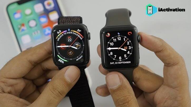 apple watches unlocked
