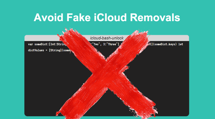 free online icloud activation lock removal