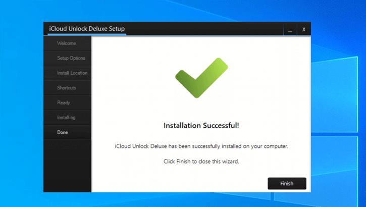 install icloud unlock deluxe complete