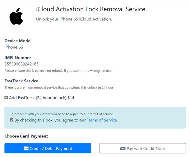 order appleiphoneunlock iphone 6s unlock
