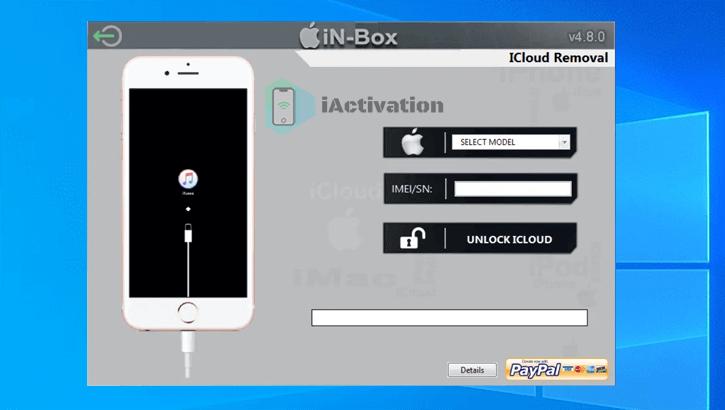 inbox v480 select model