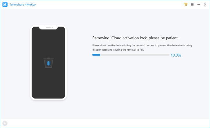 new 4mekey removing activation lock