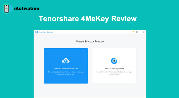 tenorshare 4mekey review