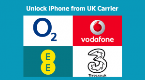 unlock iphone uk carrier