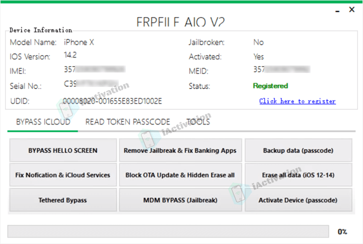 frpfile aio registered