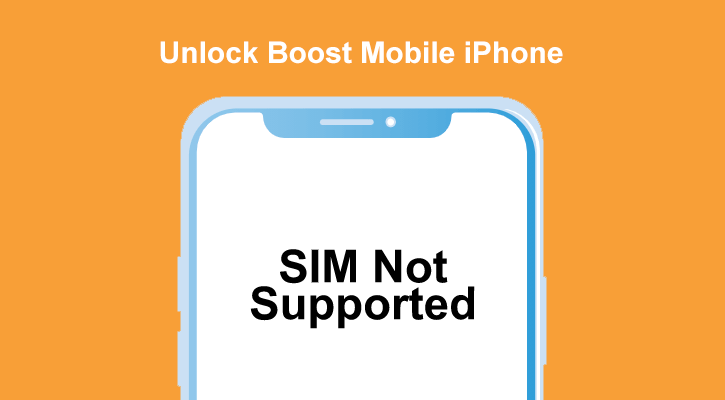 unlock boost mobile iphone