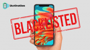 blacklisted iphone